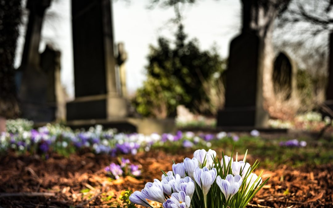 Cemeteries offer a special place to connect with our past