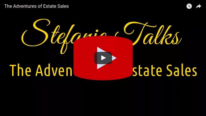 Estate Planning: The Adventures of Estate Sales