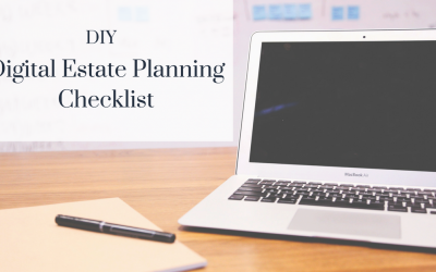 Digital Estate Planning Checklist : Protect Your Digital Assets