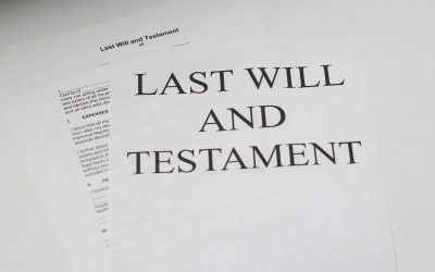 Top Estate Planning Mistakes : Having An Outdated Will
